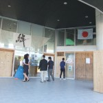 石ノ森萬画館 トヨタのCMでロケ地