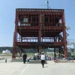 南三陸町防災センター 職員の女性が最後まで津波情報を出した