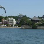 松島湾の遊覧