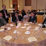 ASPA懇親会での記念写真
