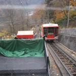 立山ケーブルカー(2)