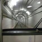 立山トンネルトロリーバス(2)