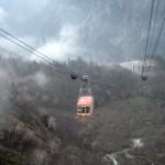 立山ロープウェイ(2)