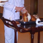 1日目の夕食(3)