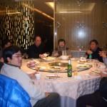 2日目の夕食(1)