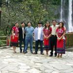 少数民族の村(1)